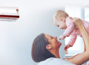 Efek Penggunaan AC Pada Ruangan Bayi