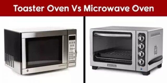 Perbedaan Microwave vs Mini Toaster